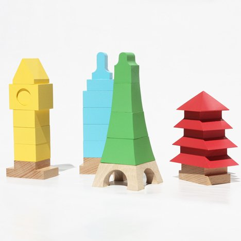 Mitoi launches architectural building block toys