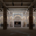"""Rem Koolhaas uses architecture, dance and film to represent the """"current condition of Italy"""""""