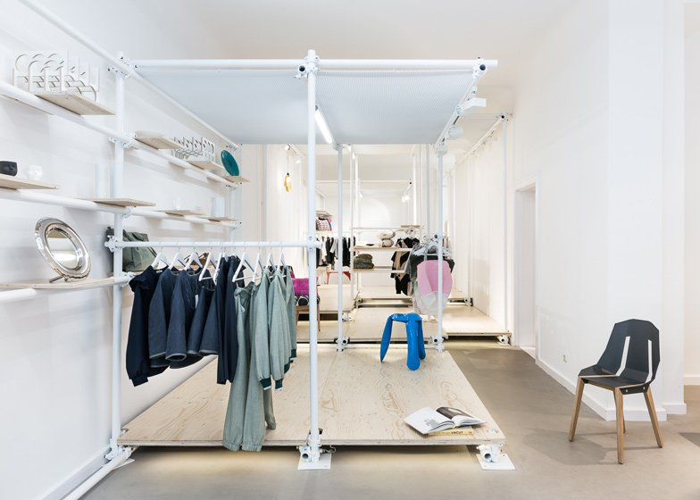 POP-UP STORES! The Art of Knit by United Colors of Benetton, New