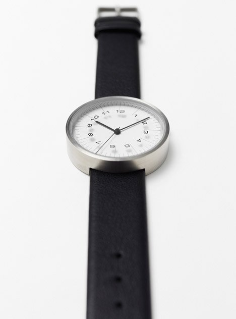 Draftsman 01-Scale 36mm (white/black)