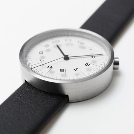Nendo Draftsman 01 Scale watch