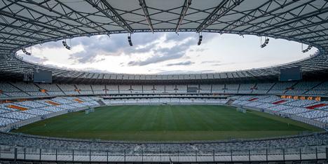 Minerão Stadium by BCMF Arquitetos, Belo Horizonte