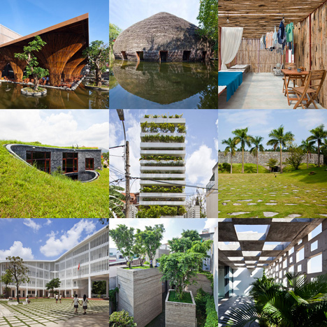 New Pinterest board: Vo Trong Nghia Architects