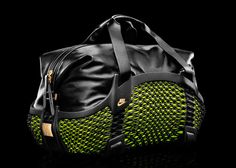 31be67719b Nike launches 3D-printed sports bag for Brazil 2014 World Cup
