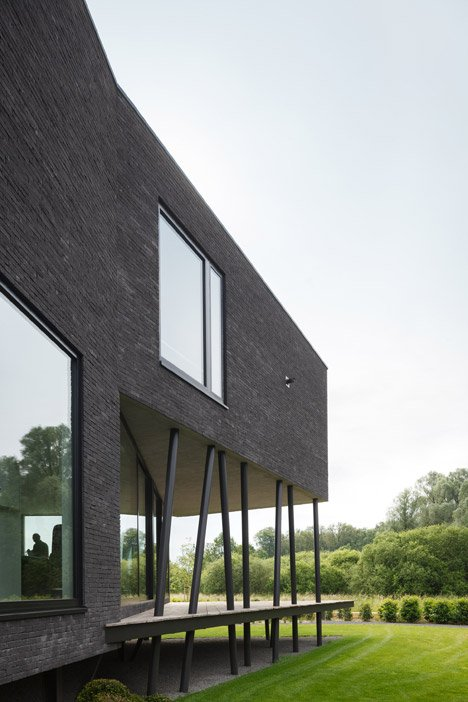 Office Nete by Architectenbureau Wil-Ma