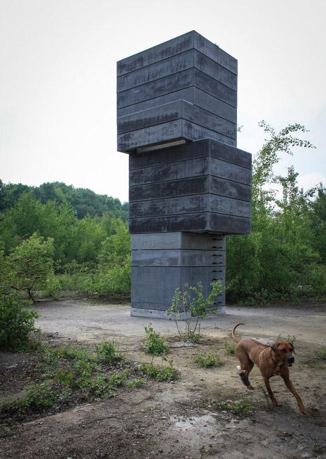 One Man Sauna by Modulorbeat