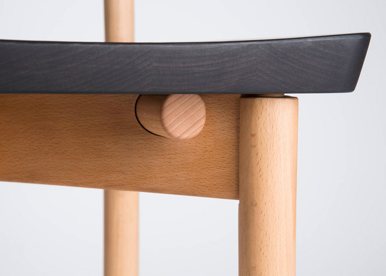 PEG chair by Paul Loebach - harry - 哈梨见竹视雾所