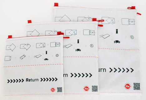 Repack packaging by Yu-Chang Chou