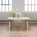 Nordic designers collaborate to create SAM table for Fogia