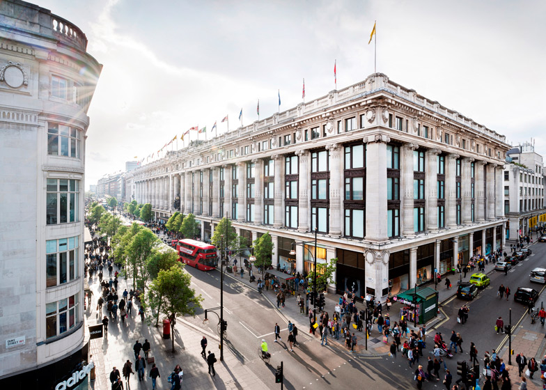 Selfridges London by Andrew Meredith