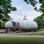 Serpentine Gallery Pavilion 2014 by Smiljan Radić opens