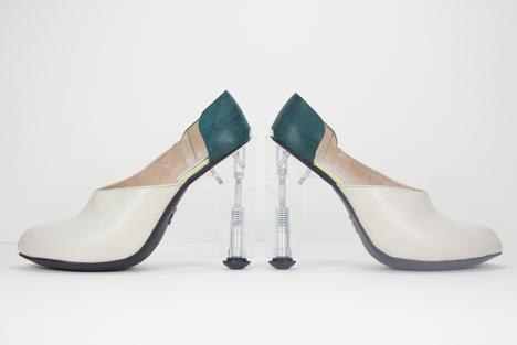 Silvia Fado impact absorber shoes
