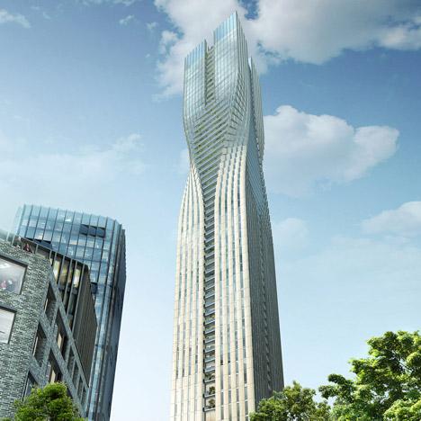 SOM's triumphs in Swedish skyscraper competition