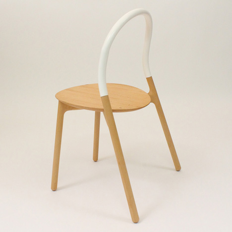 Sling Chair by Joe Doucet
