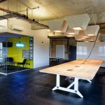 Kinzo converts three floors of former Berlin brewery into headquarters for Soundcloud