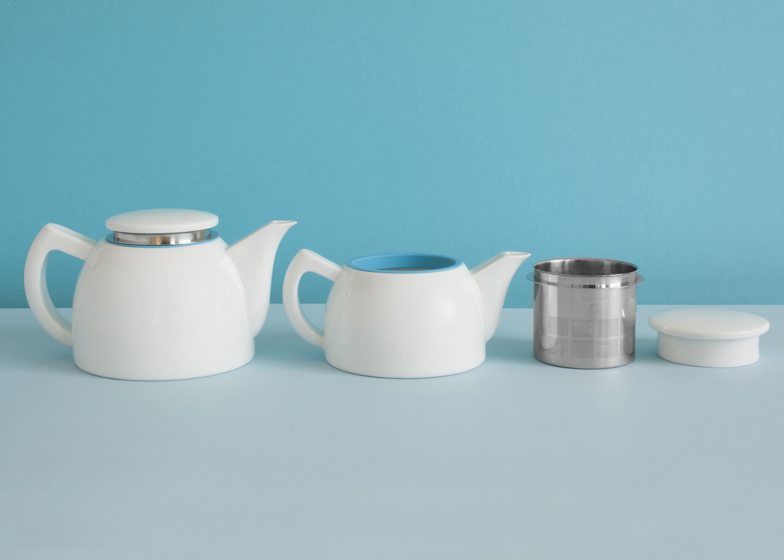 Sowden Softbrew Teapots by George Sowden