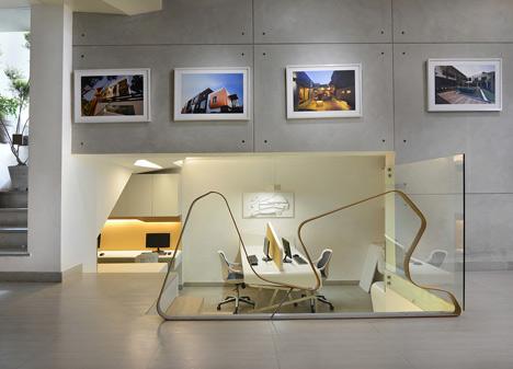 Architects 0ffice, New Delhi, India by Spaces Architects.ka