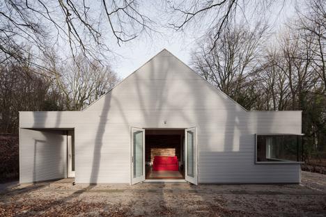 Spiegelhuis by Kavander Architectenbureau BNA