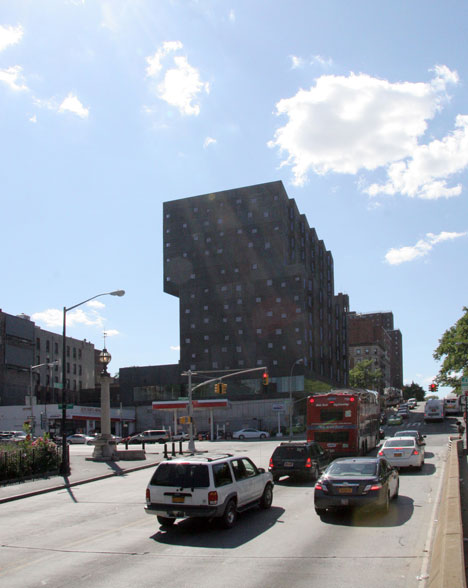 Sugar Hill housing by David Adjaye