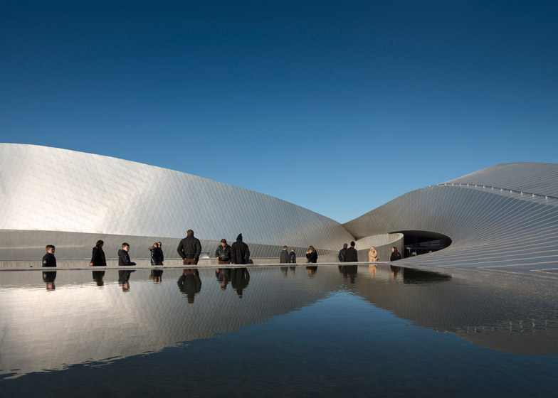 The Blue Planet Katstrup by 3XN