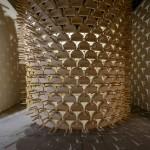 "Kosovo Pavilion explores ""erasure of regional identity"" with spiky tower installation"