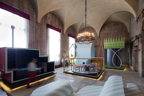Venice Architecture Biennale 2014 Taiwan pavilion