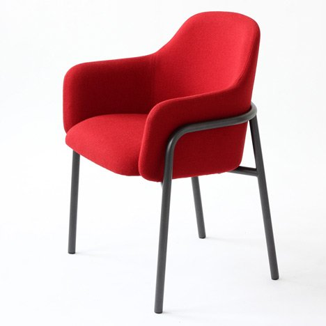 Very Good & Proper designs new legs for MT Club Chair