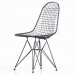 Vitra adapts Eames Wire Chair for outdoor use