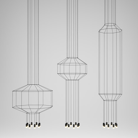 "LEDs are finally able to create light of the quality designers ""expect it to be"" says Arik Levy"