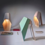 Alessandro Zambelli launches hexagonal Woodspot table lamp