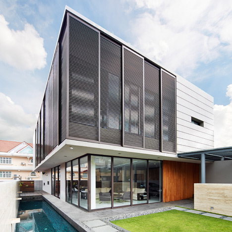 Screen House by Renaissance Planners & Designers – A' Awards Winner 2013