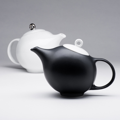 EVA tea set by Maia Ming Fong – A' Awards Winner 2013