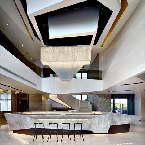 Times Bund Clubhouse by Kris Lin – A' Awards Winner 2013