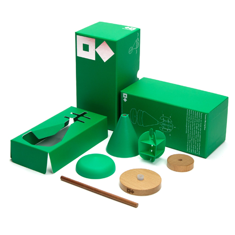 Buoys pack green