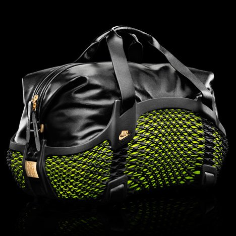 Nike launches 3D-printed sports bag for Brazil 2014 World Cup