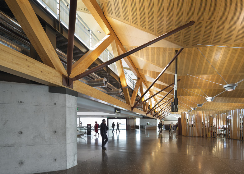 Regional Terminal at Christchurch Airport, Christchurch,New Zealand by BVN Donovan Hill in association with Jasmax
