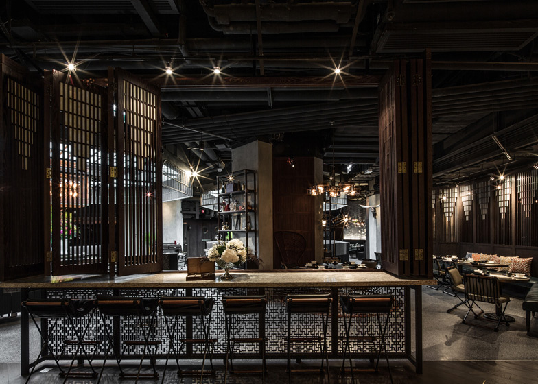 Mott 32, Hong Kong, China by Joyce Wang Studio