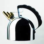 "Richard Sapper ""wanted to design a multi-sensorial kettle"" for Alessi"