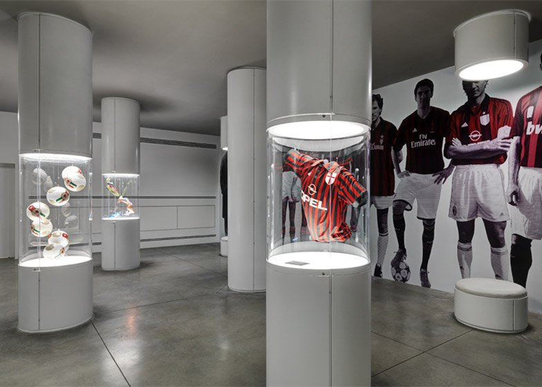AC Milan headquarters by Fabio Novembre