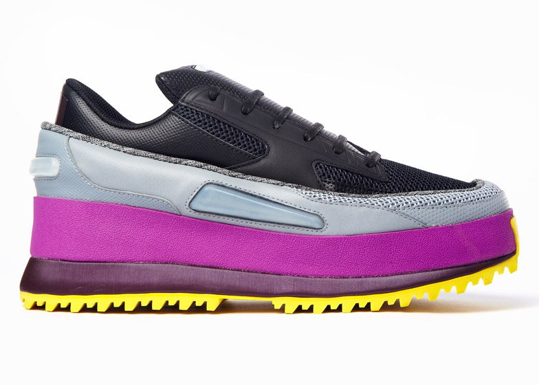 bbf5d8efc Raf Simons and Adidas collaborate on trainer collection