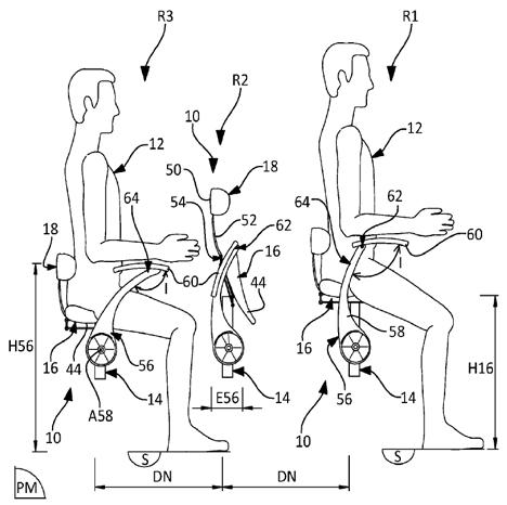 Airbus files airplane patent