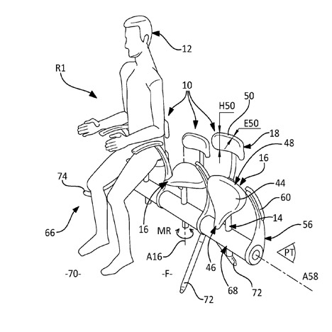 Airbus files airplane patent
