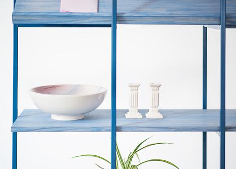 Akin Collection Float shelves by Ellika Henrikson