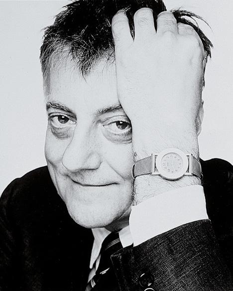 Aldo Rossi portrait