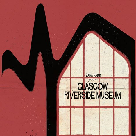 Federico Babina's Archizoom transforms iconic buildings into movie posters