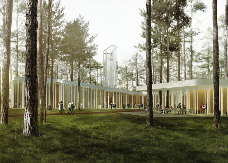 Arvo Pärt Centre by Nieto Sobejano Arquitectos