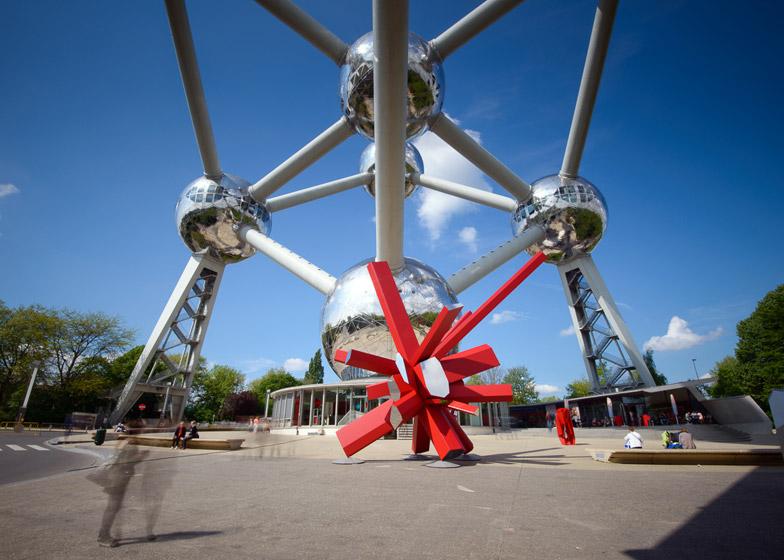 Arik Levy's RockGrowth sculpture