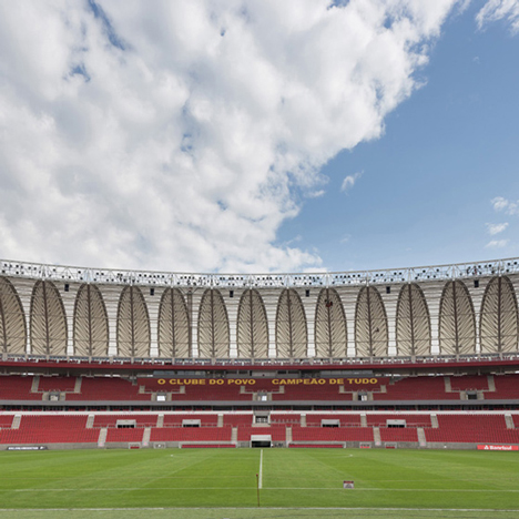 Beira-Rio Stadium refurbishment by Santini and Rocha Arquitetos