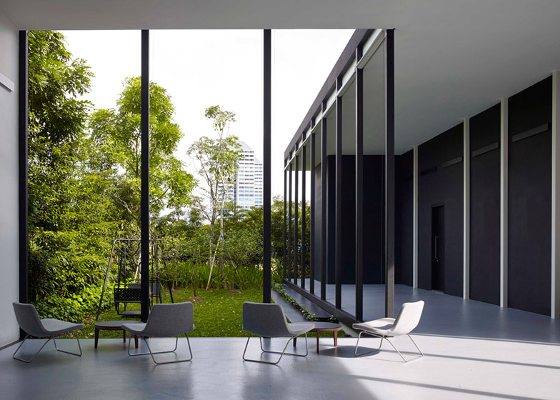 Black & White gallery in Singapore