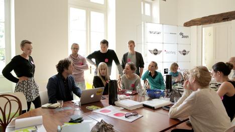 Blickfang designworkshop 2014